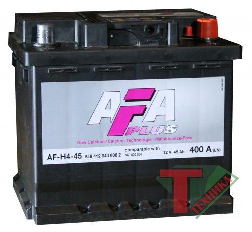 АКБ AFA 45 EN400