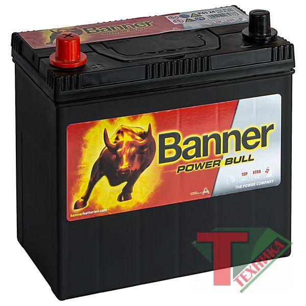 АКБ Banner Power Bull P45 24