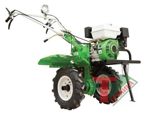 Мотокультиватор OM105-6 HPGAS колеса 5.00*12