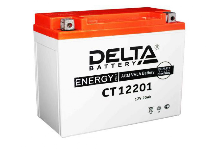 Акб Delta CT12201