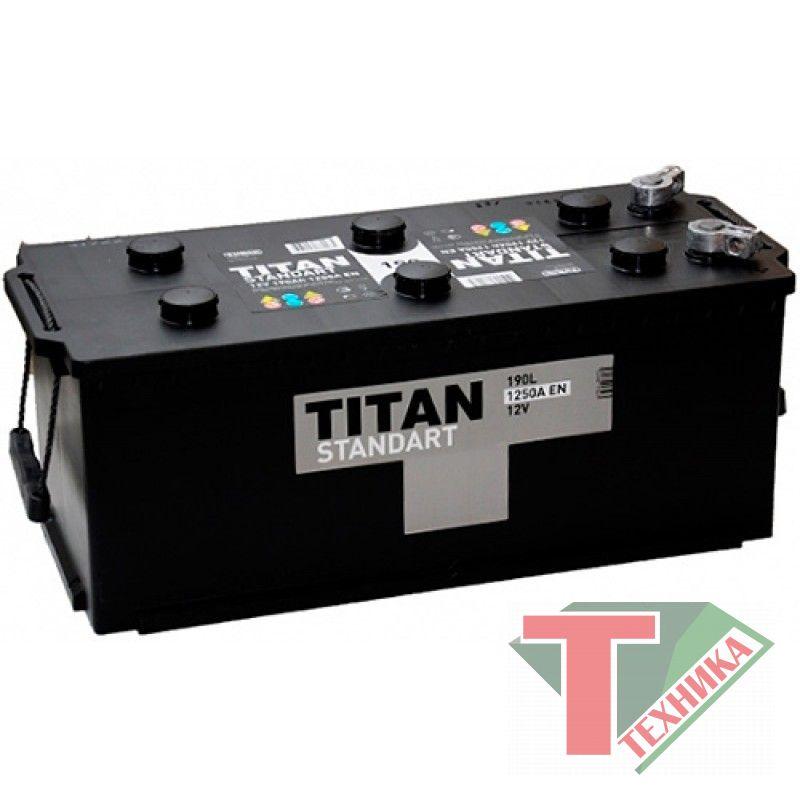 АКБ Титан 190 пп