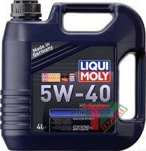 Liqui Moly Optimal Synth 5W30 SL/CF; A3/B4 4л