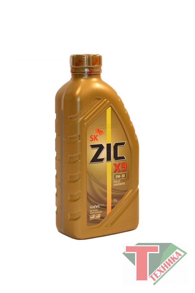 ZIC X9 5W30 1L