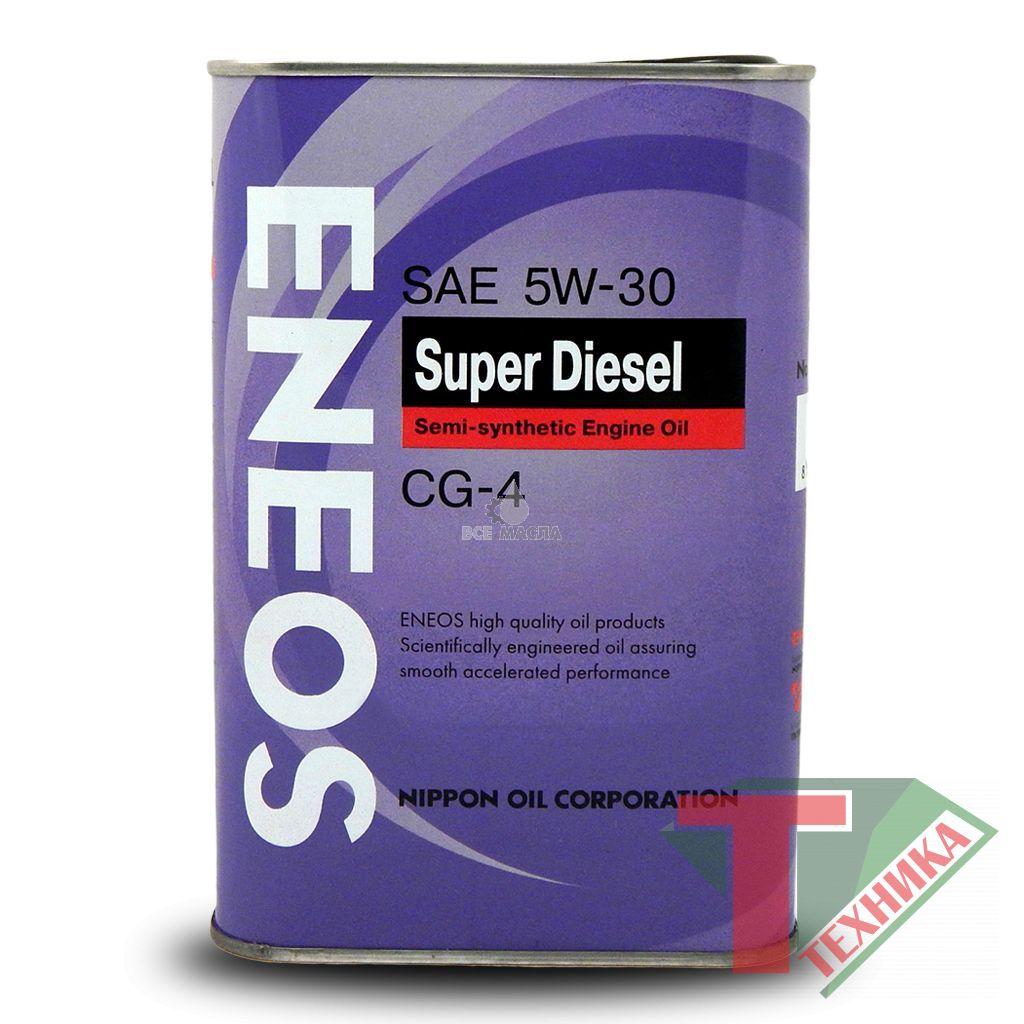 Eneos Super Disel GG-4 5w30 4л