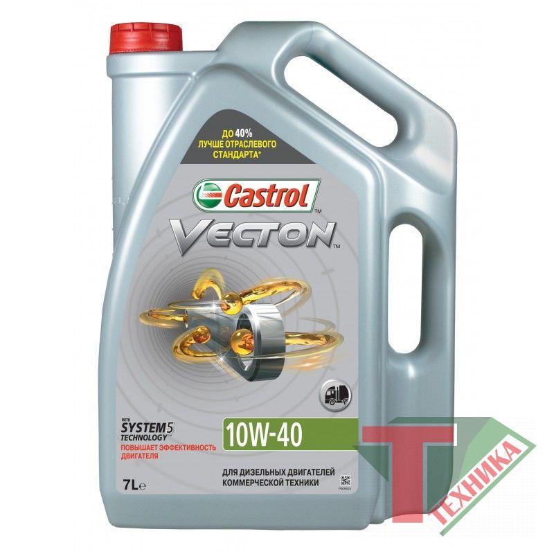 Castrol Vecton 10w40 7L