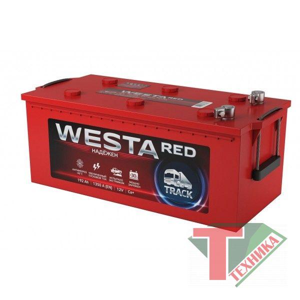АКБ Westa Red 192 конус