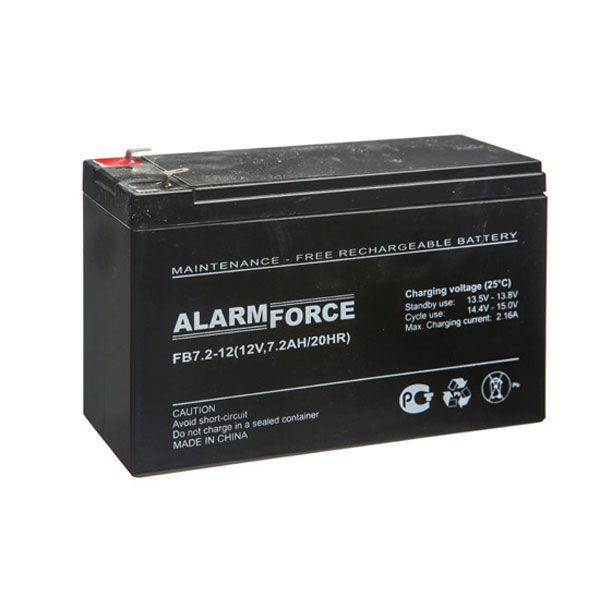 АКБ ALARM FORCE 12V 7Ah