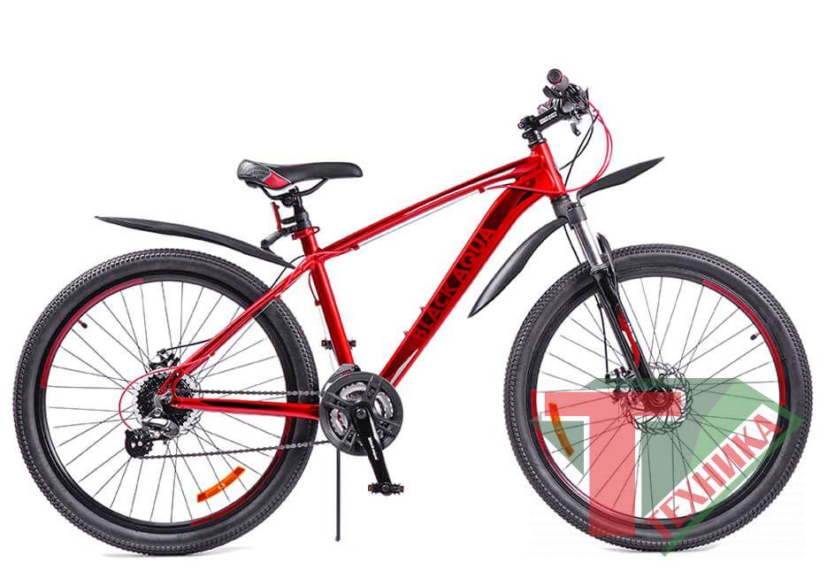Велосипед GL-337D Black aqua Cross 2691D+ 26