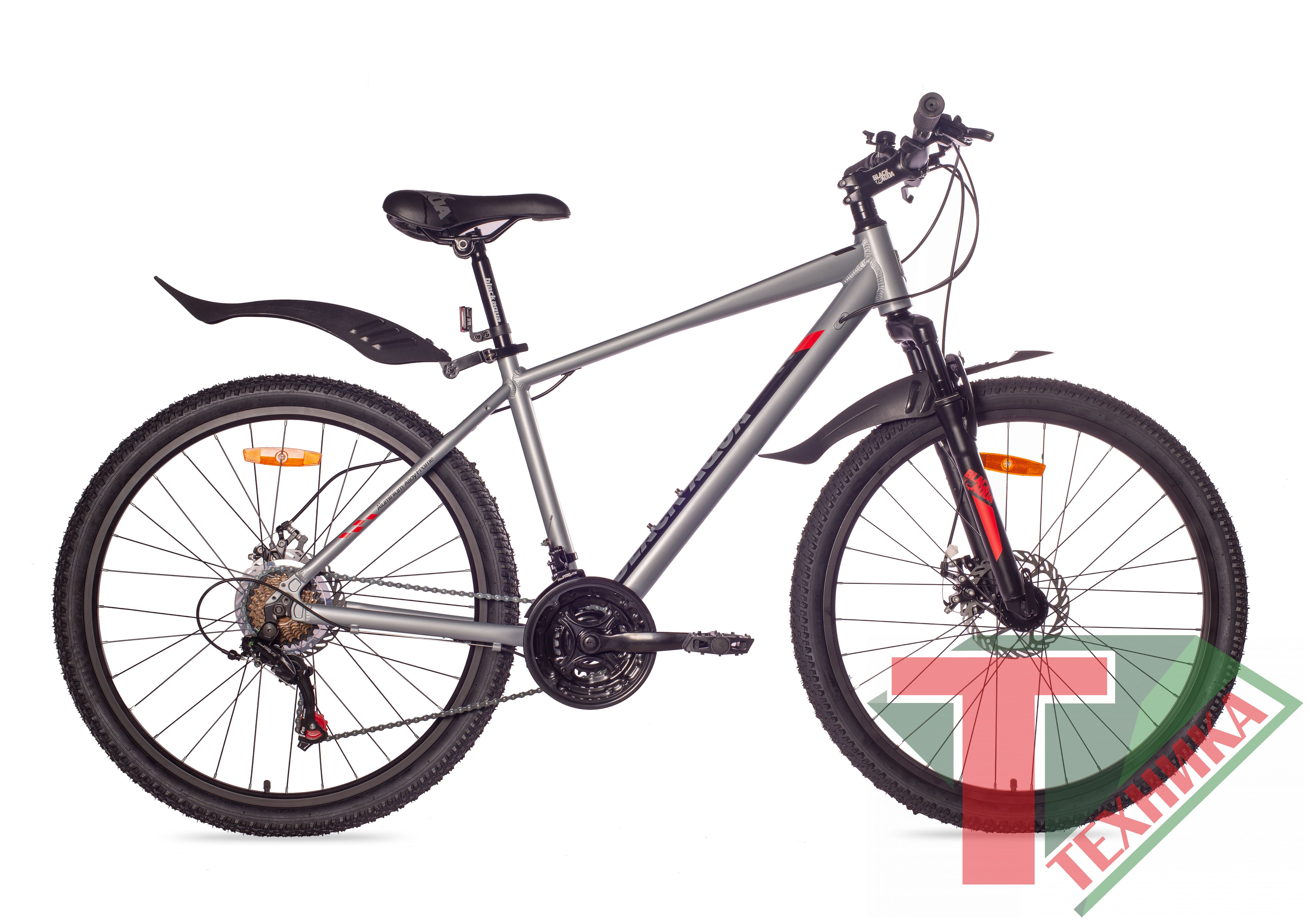 Велосипед GL-324D Black aqua Cross 2683 D26
