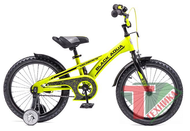 Велосипед KG1419 Black aqua Velorun 14