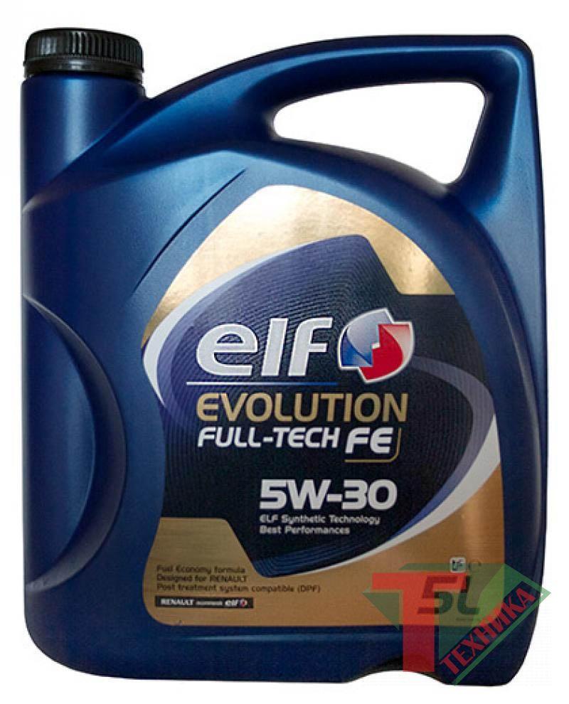 ELF Full-Tech Diesel 5W30 5L