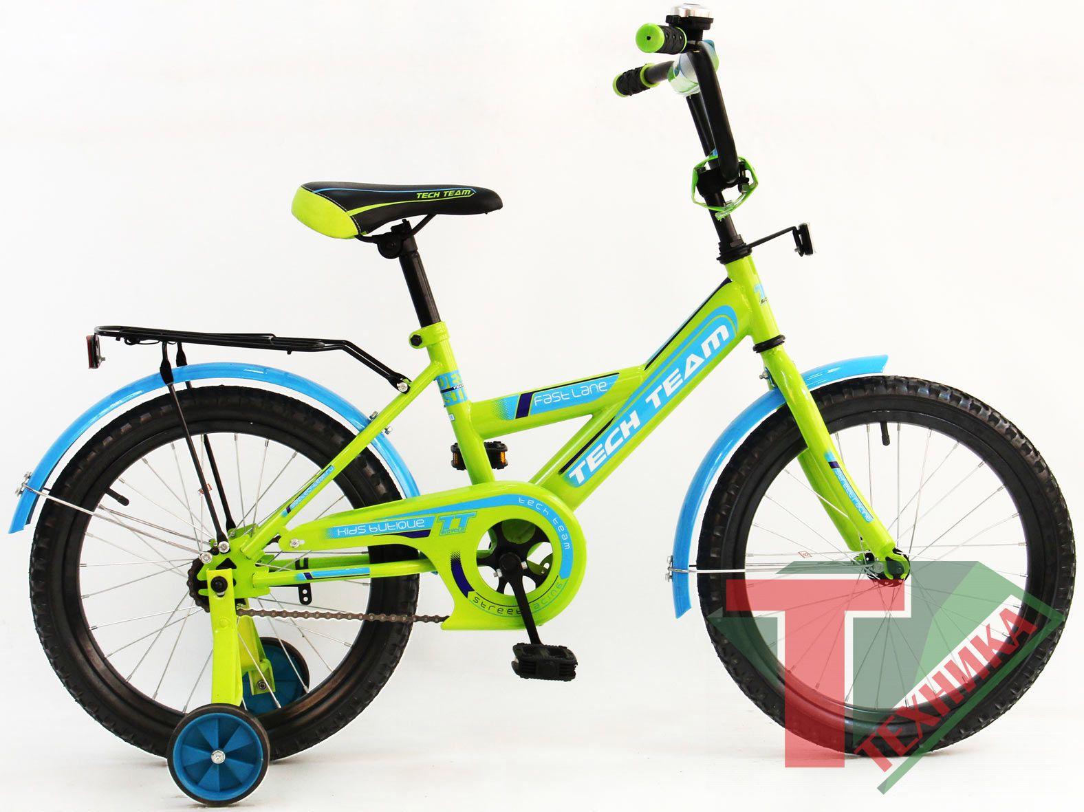 Велосипед Tech Team T18137
