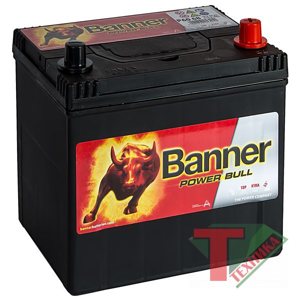 АКБ Banner Power Bull P60 68