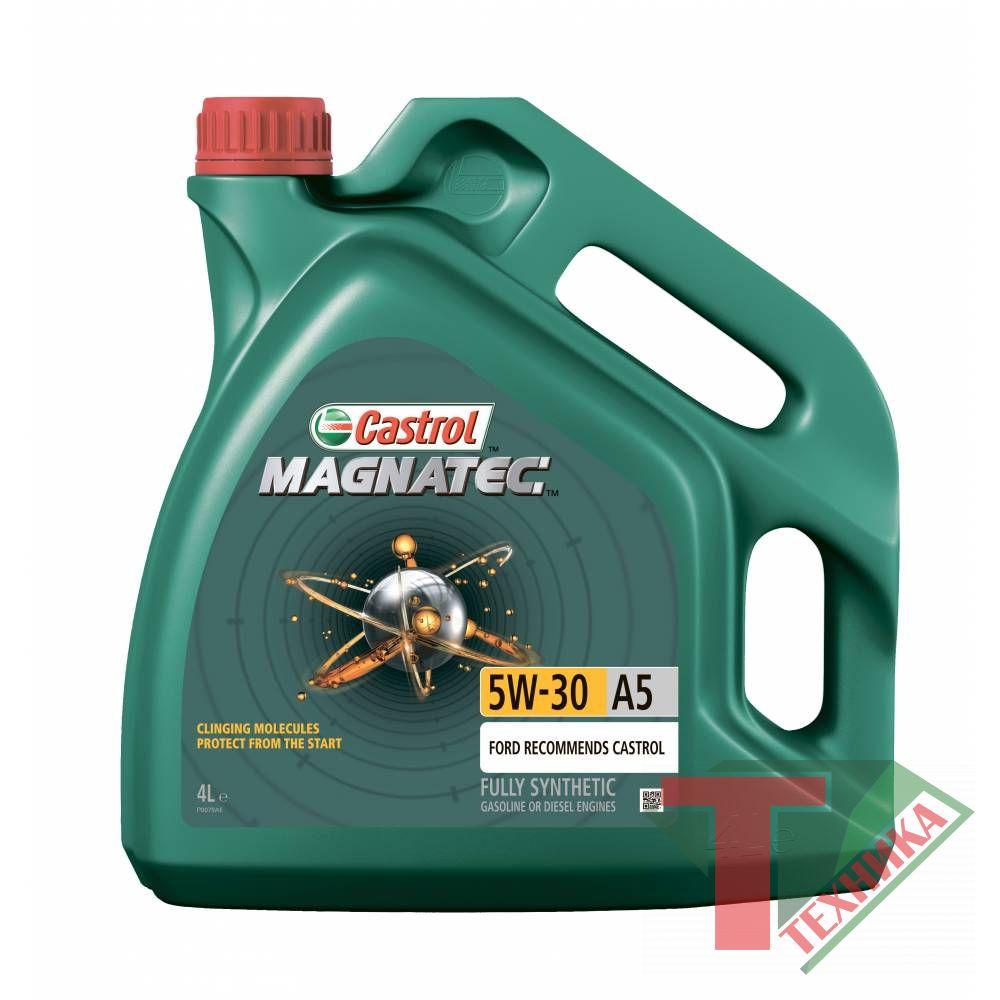 Castrol Magnatec 5w30  A5 5л