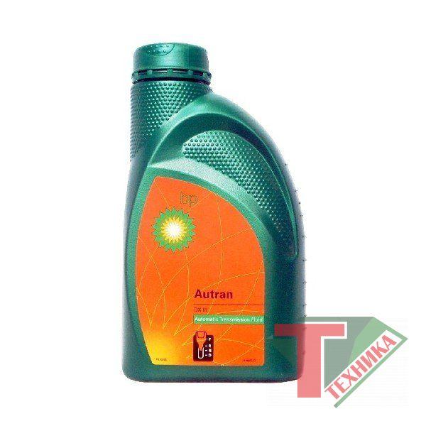 ATF DEX II Autran MBX 1л