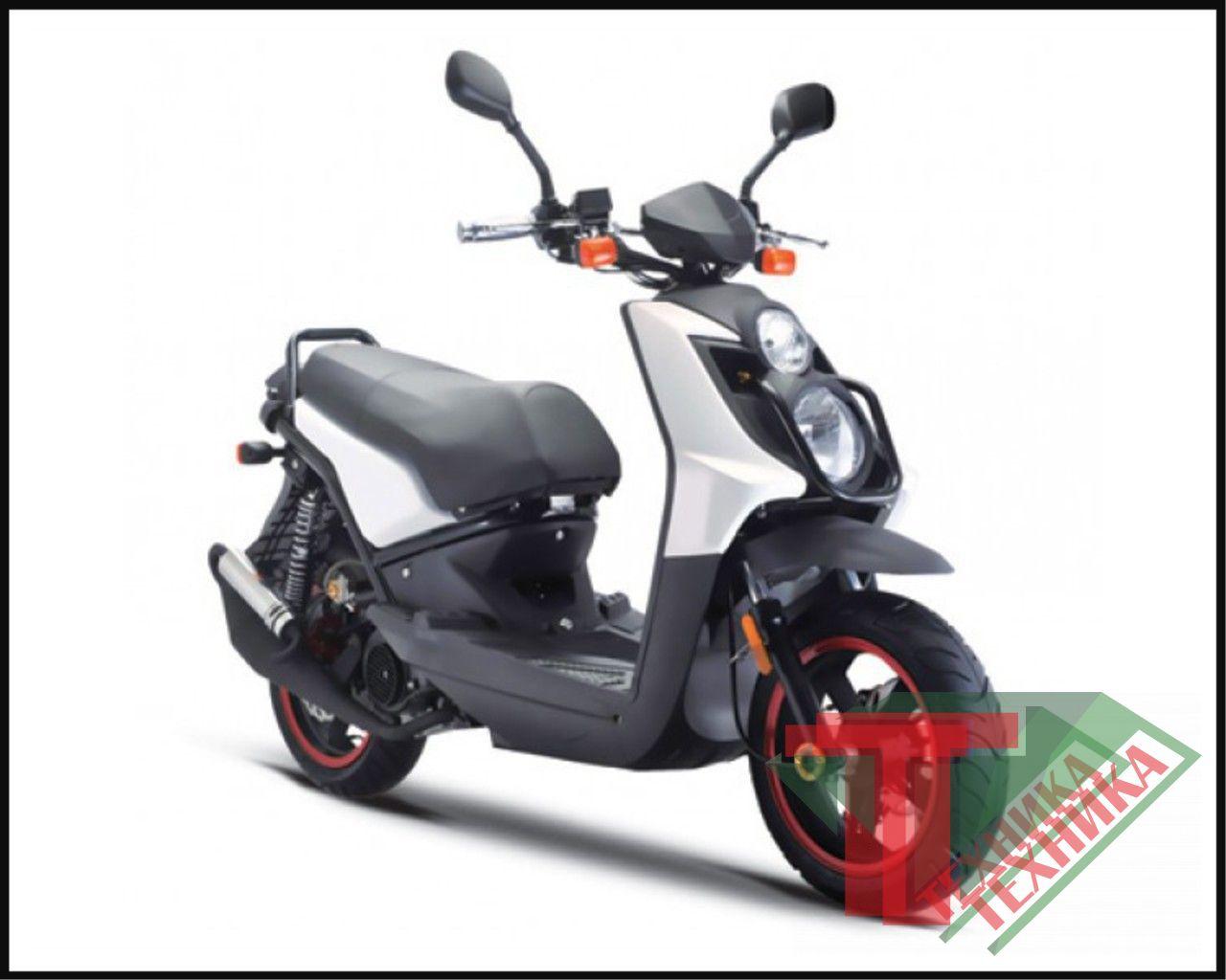 Мотороллер JJ 150T-7 Bumer 150cc