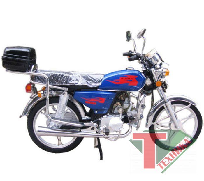 Мотоцикл Alpha WJ50