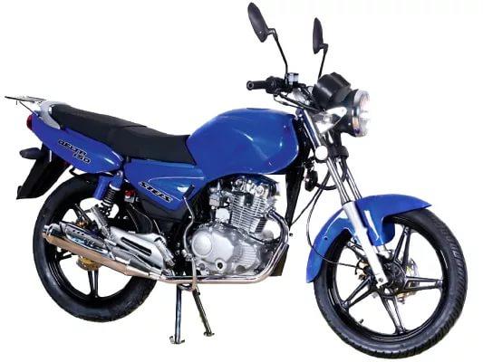 Мотоцикл Delta-200 (YX200-C5B)