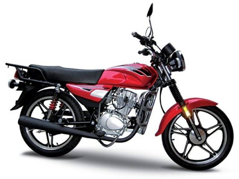 Мотоцикл SK125