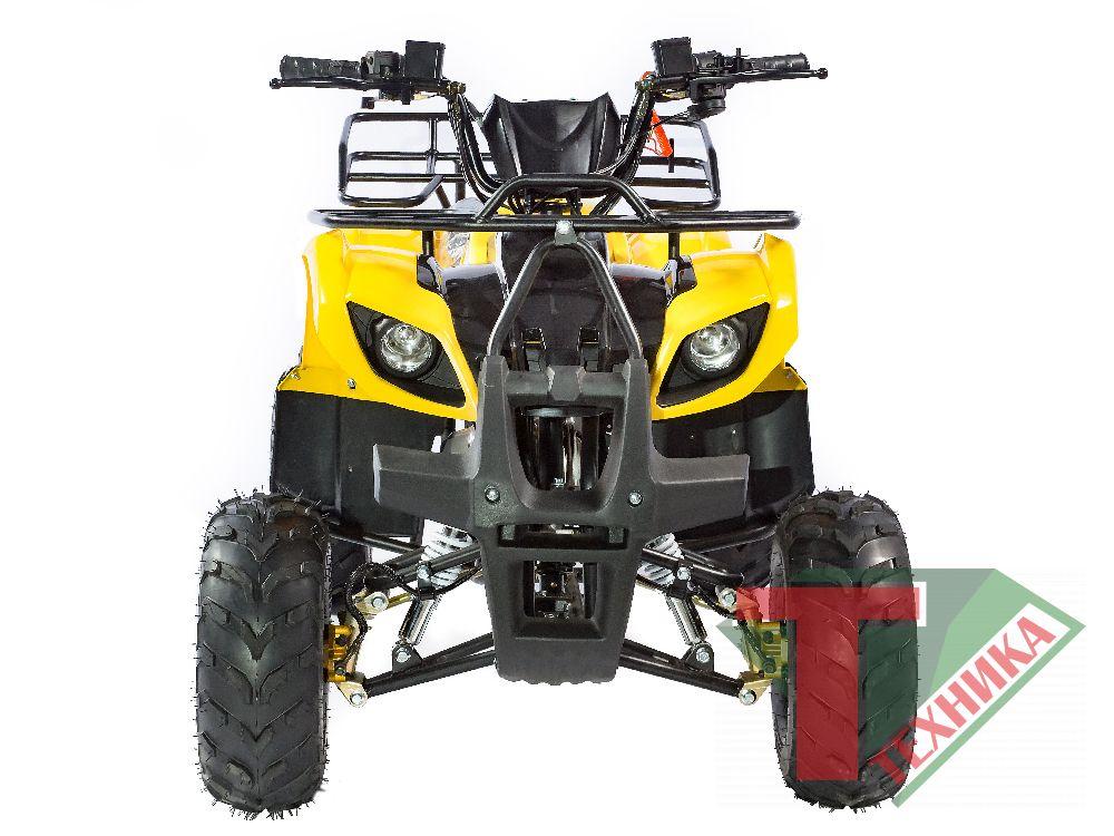 Квадроцикл ATV 110cc круглая фара