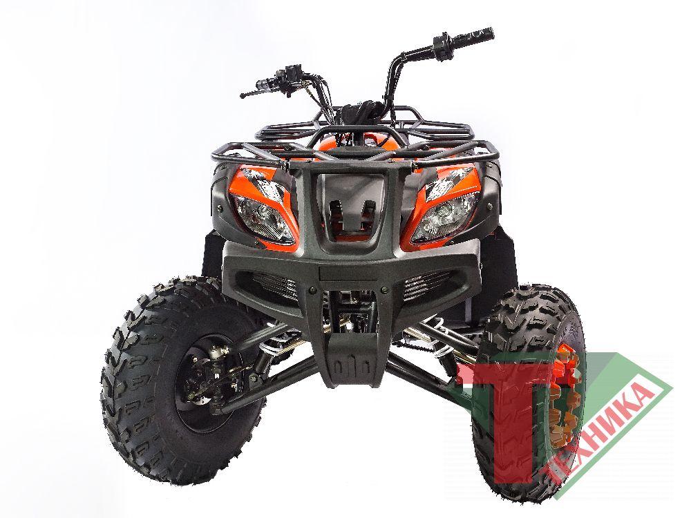 Квадроцикл ATV 110cc квадратная фара