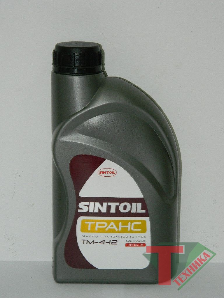 SINTOIL 80W85 GL-4 1л