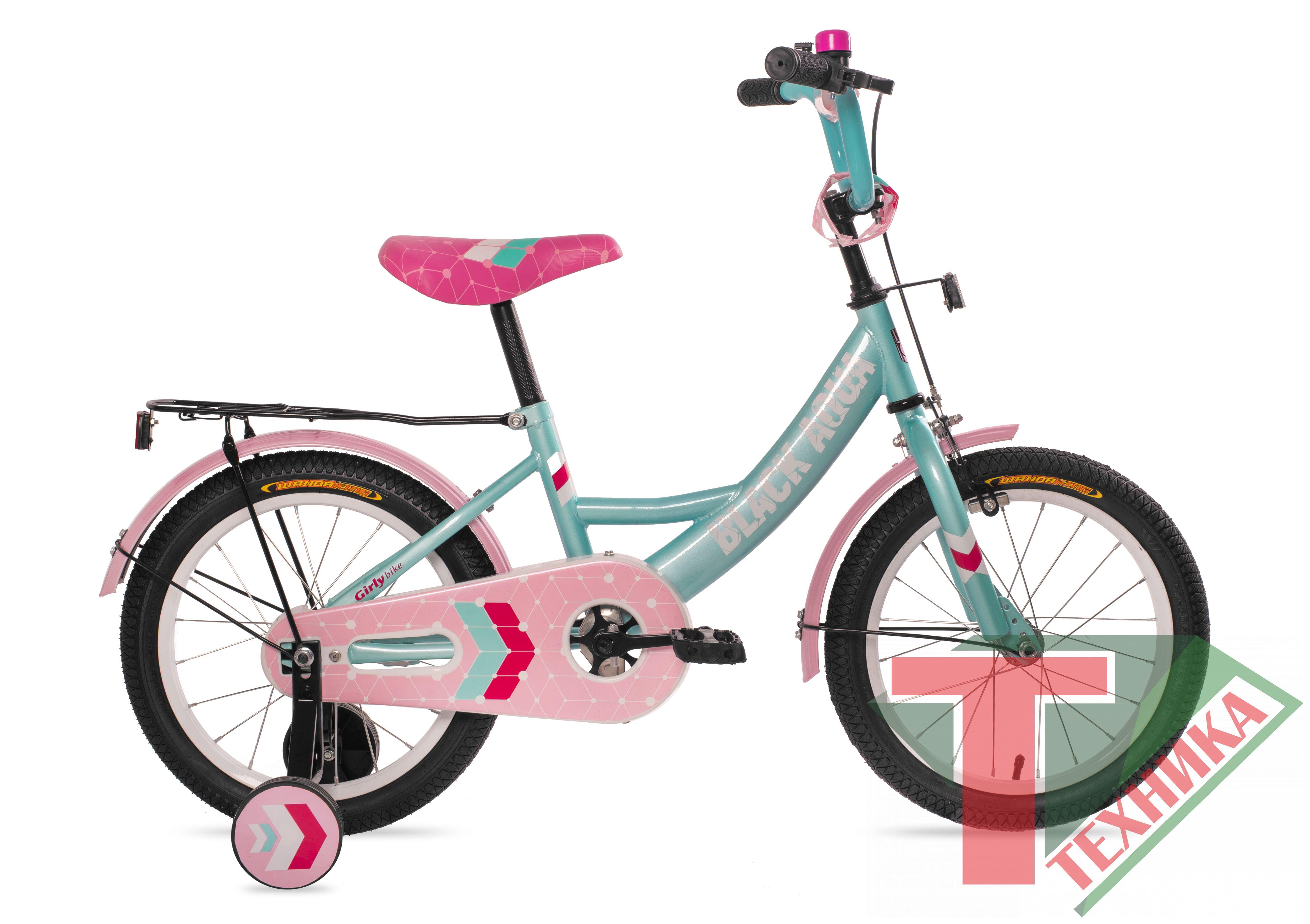 Велосипед HH-1206 Black aqua 1206-T