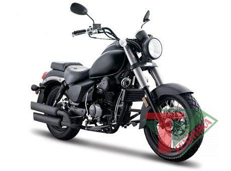 Мотоцикл YD250-2 чоппер