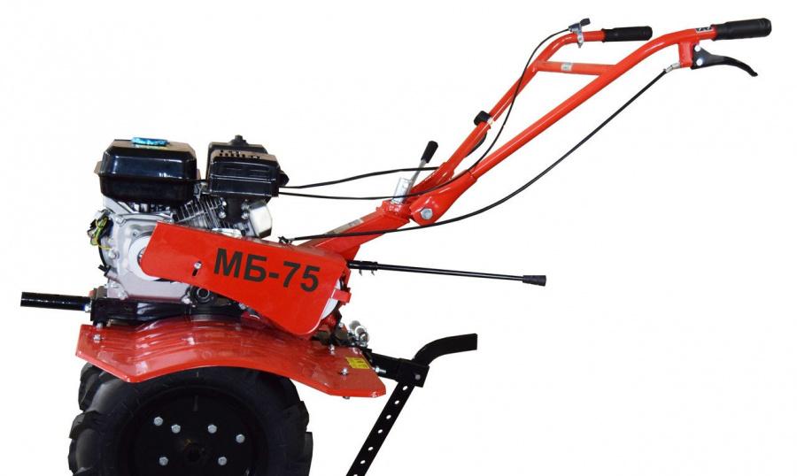 Мотоблок МБ75 FZ-01-6.5 Лидер колесо 4*8