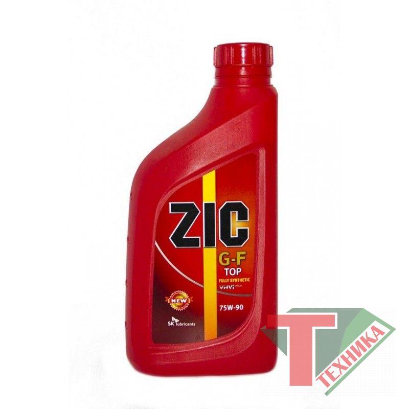 ZIC 75w90 GFT GL-4/5 1л