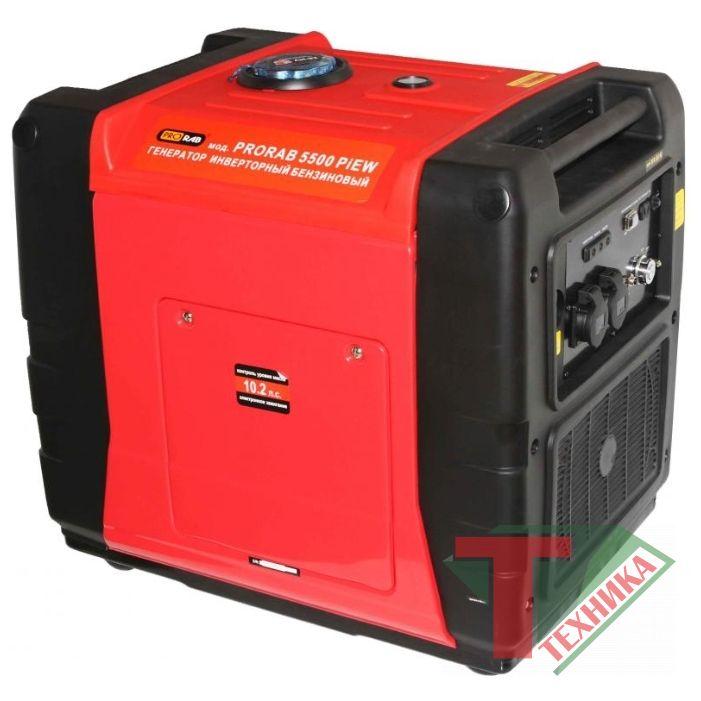 Генератор Prorab 5500 PIEW 5.кВт, электро и ручн стартер