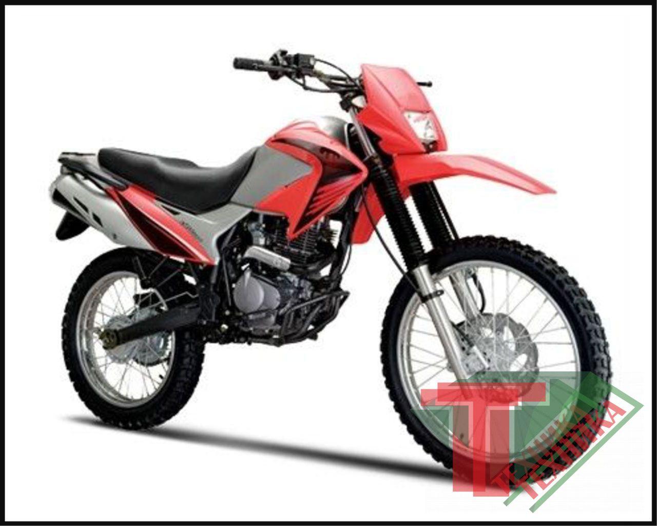 Мотоцикл XY200GY-6