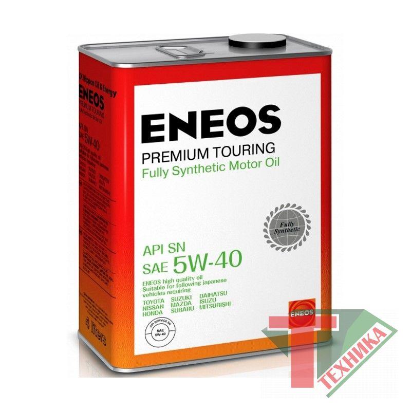 Eneos Premium Touring SN 5w40 4л