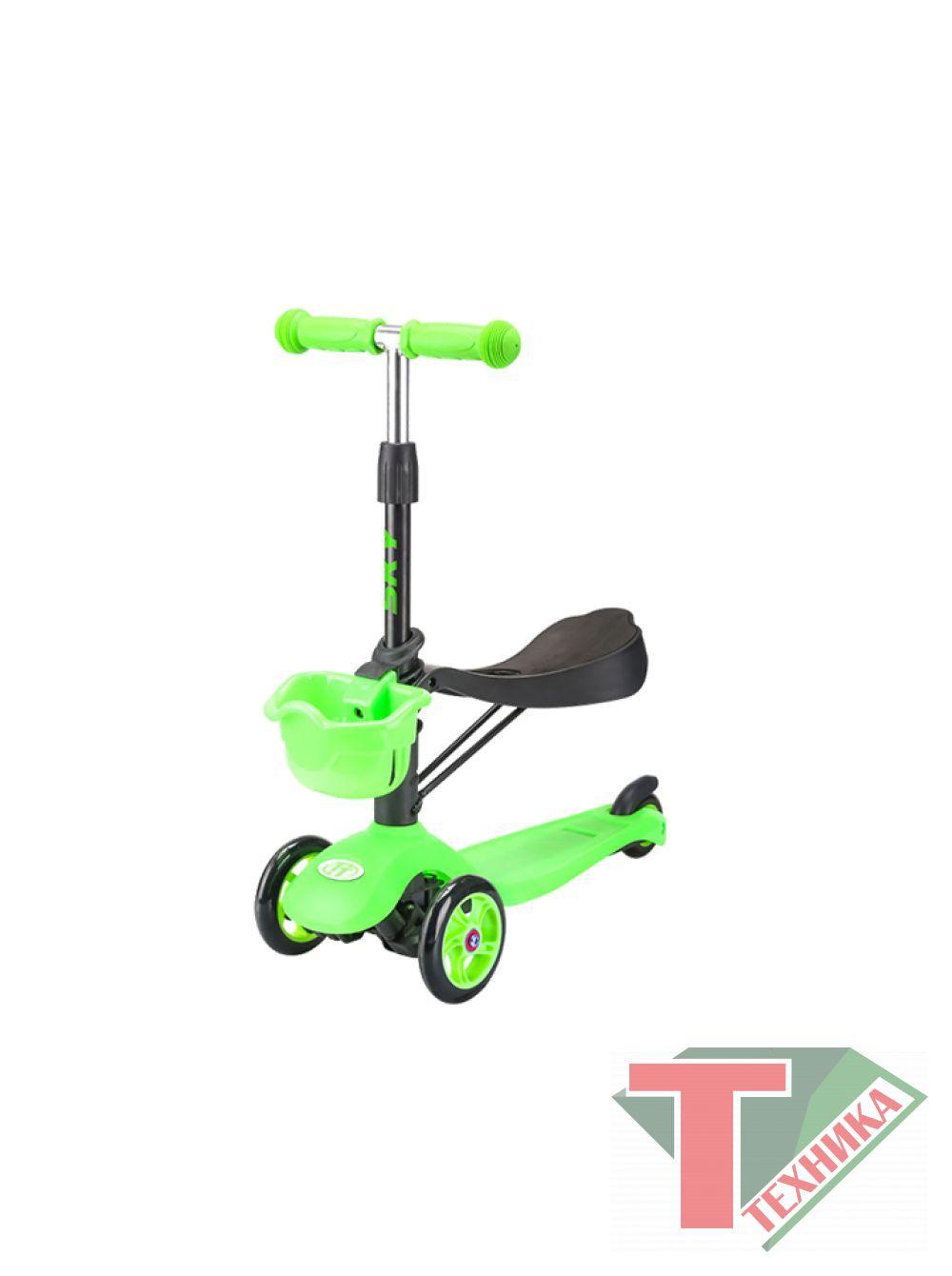 Самокат TT Sky scooter new 1/4