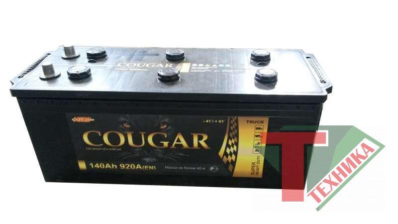 АКБ Cougar 225 оп