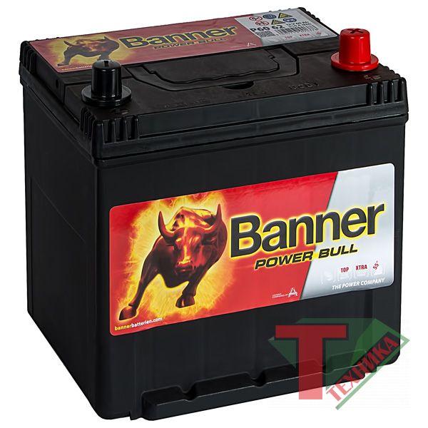 АКБ Banner Power Bull P60 62