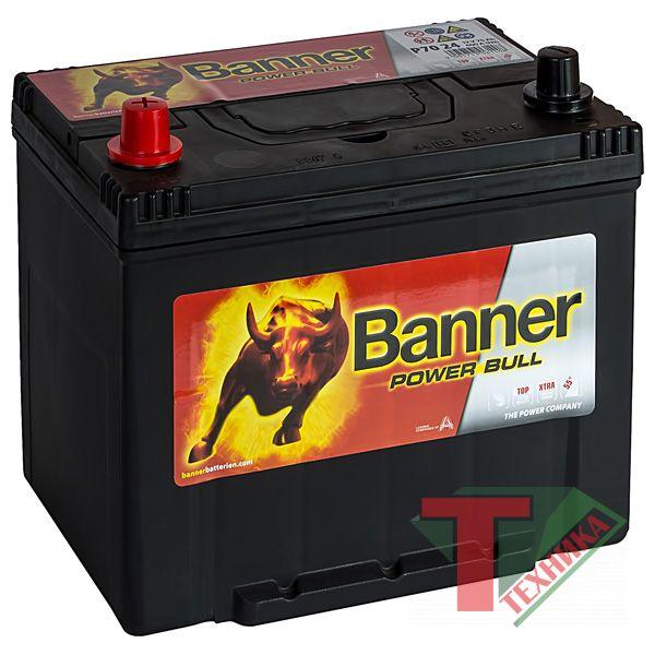 АКБ Banner Power Bull P70 24