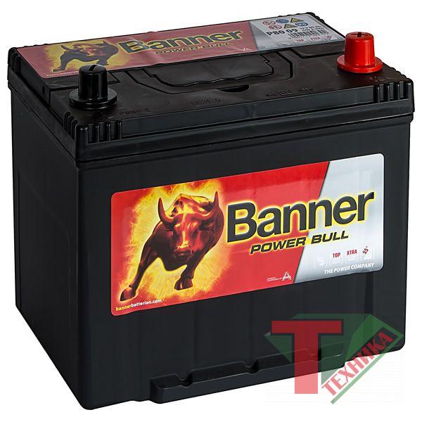 АКБ Banner Power Bull P80 09