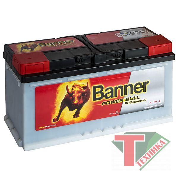 АКБ Banner Power Bull PRO P110 40