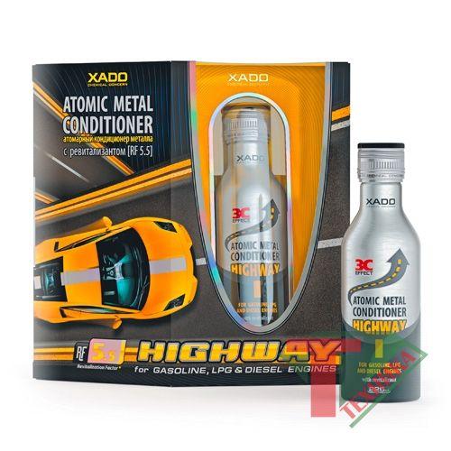 Хадо Atomik metal condicioner Highway 225мл