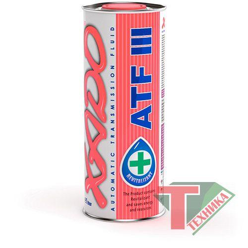 Хадо Atomik OIL ATF III  1L