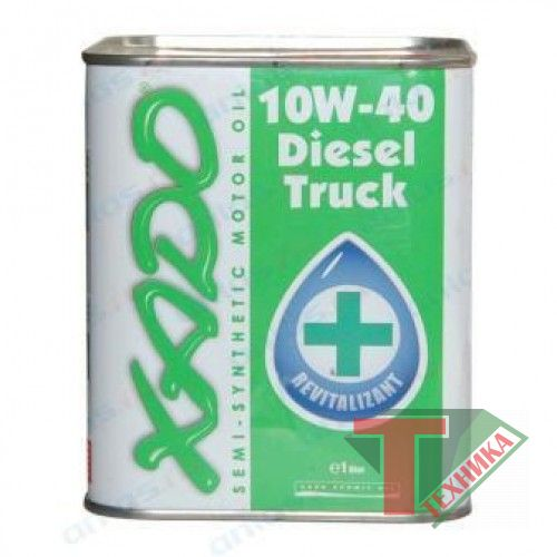 Хадо Atomik OIL Diesel Truck 10W40  1L