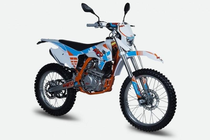 Мотоцикл K1 250 Enduro 19-16