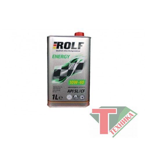 Rolf Energy 10W40 п/с 1л