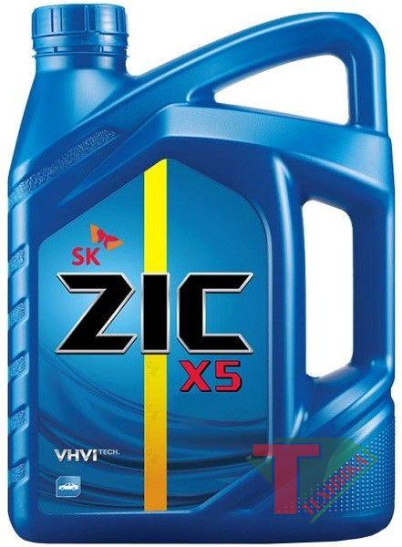 ZIC X5  10W40 4L