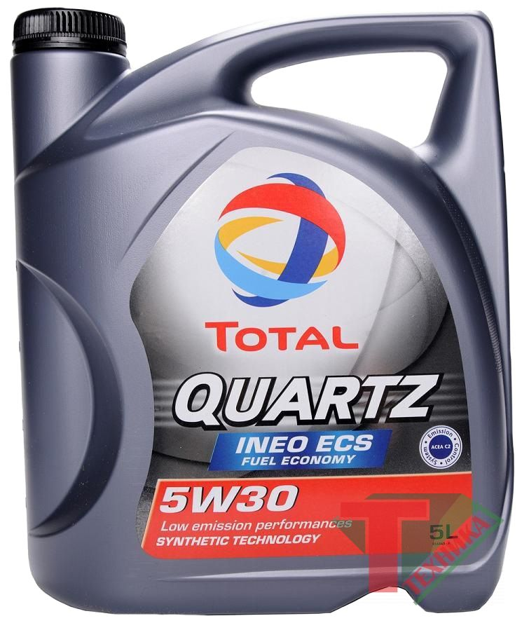 Total Quartz INEO ESC 5W30 4L