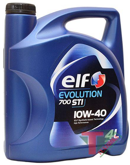 ELF Evolution STI700 10W40 4L