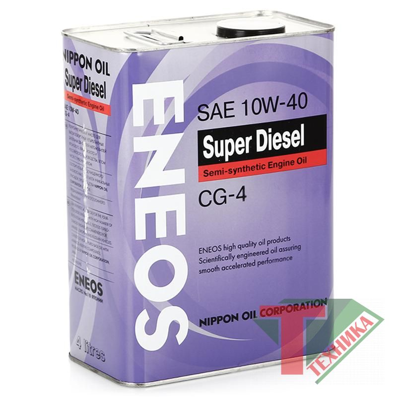 Eneos Super Disel 10w40 4л