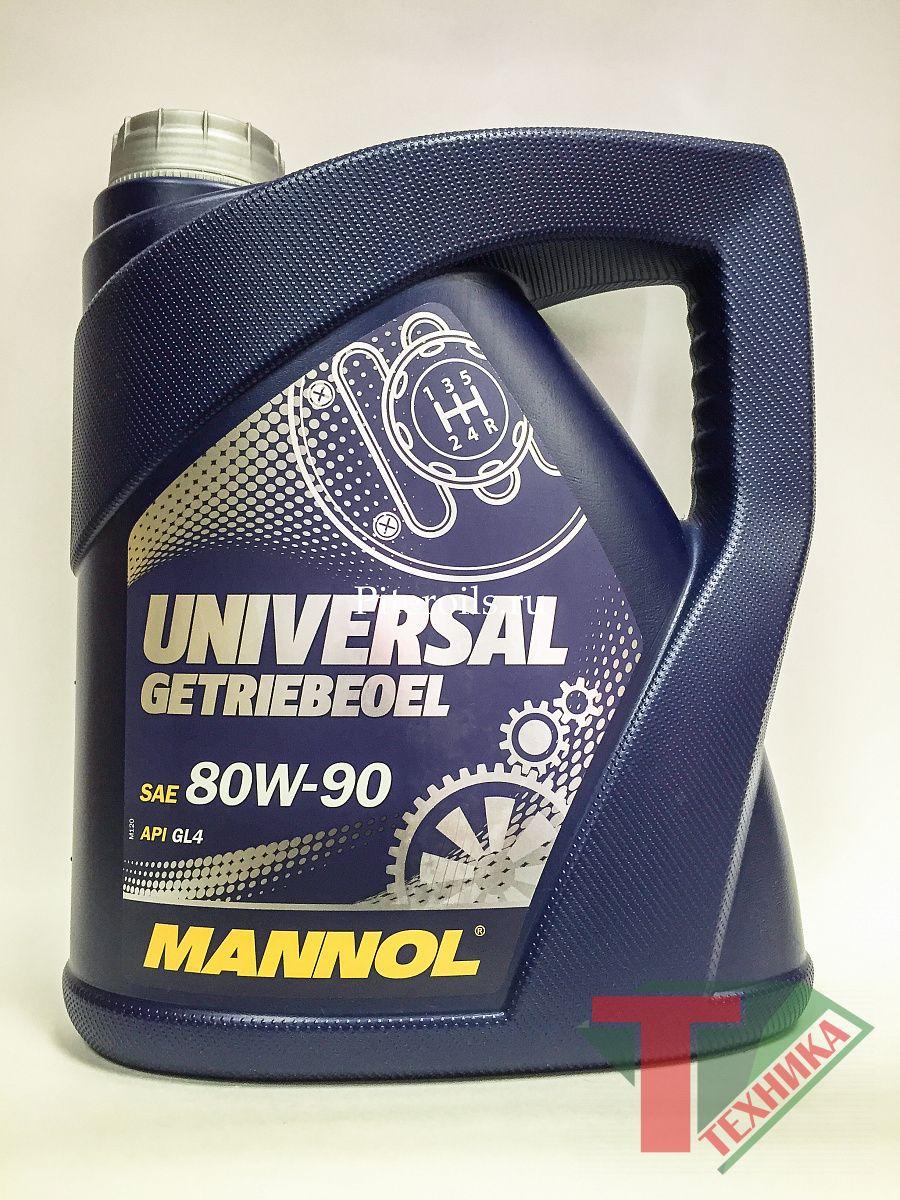 Mannol Universal 80w90 GL-4 4l