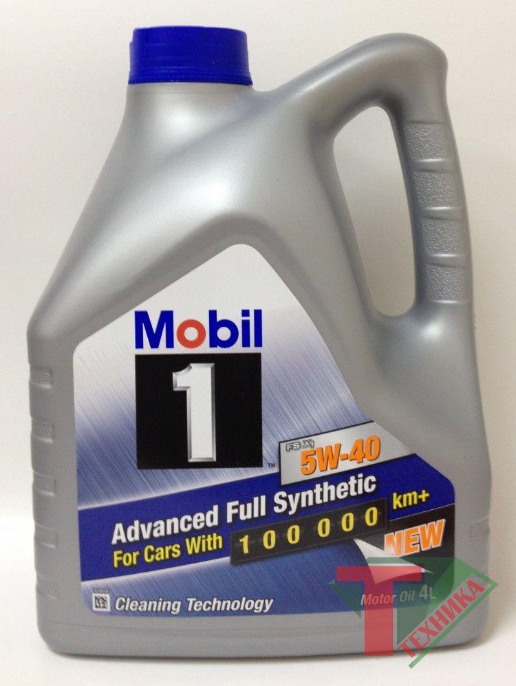 Mobil 1 FS X1 5W40 4L